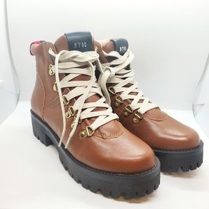 Steve Madden BAM Hiker Boots Size 7 in box NWT